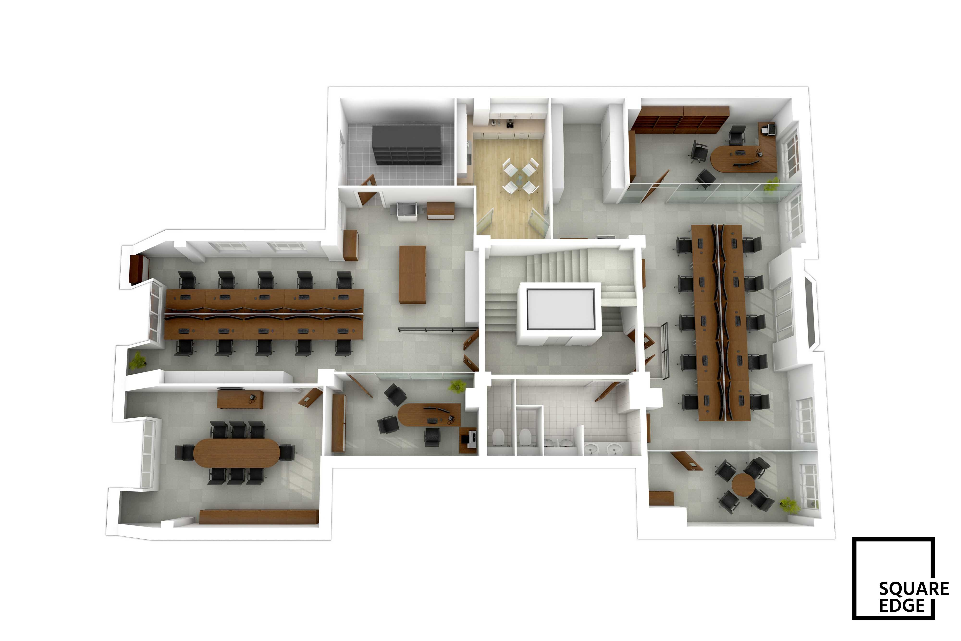 Virtual Plan 3d Finest Small House Plan D Awesome D Floor